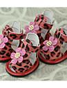 Chien Chaussures & Bottes Blanc / Incanardin Ete Materiel mixteChien Chaussures