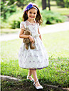 Flower Girl Dress - Palloncino Cocktail Seta