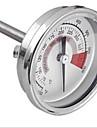 barbecue pit griglia termometro calibro 300 ° C