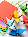 Papercranes bricolage origami de developpement de l\'intelligence (100 pages)