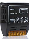 CMP12 10a 12v / 24v regulateur de charge solaire panneau solaire regulateur de controle de la batterie