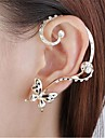 Earring Stud Earrings / Ear Cuffs Jewelry Women Party / Daily Alloy 1pc Gold