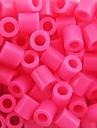 ca 500st / väska 5mm steg Perler pärlor smälta pärlor Hama Pärlor DIY sticksåg eva material safty för barn