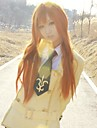Code Geass Series Shirley Fenette Orange Cosplay Wig