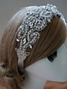 Women\'s Rhinestone Headpiece - Wedding/Special Occasion Headbands