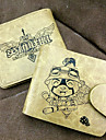 Väska Inspirerad av LOL Cosplay Animé/ Videospel Cosplay Accessoarer Väska Gul PU Läder Man / Kvinna