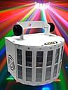 lt-934532 röstaktiverad kontroll rgb färg ledde skede ljus laserprojektor (220v.1xlaser projetor)