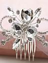 Women\'s Crystal/Alloy Headpiece - Wedding Flowers