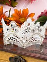 Femme Dentelle / Strass Casque-Mariage / Occasion speciale Serre-tete