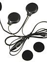mini-jack 3,5 mm moto microphone haut-parleur casque casque