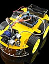 bluetooth kontrollerad robot bilpaket för Arduino
