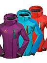 Femme Veste Veste pour Femme Veste d\'Hiver Anorak 3 en 1 Hauts/Tops Ski Camping / Randonnee Cyclisme/Velo Sports de neigeEtanche