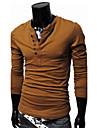 manches longues loisirs chemises pour hommes de l\'AAI