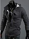 Pulls & Hoodies ( Coton melange ) Informel / Travail Sweat a capuche a Manches longues pour Homme