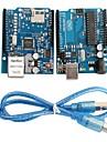 uno r3 ombord modul + ethernet sköld W5100 modul för Arduino