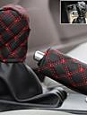 claretred bil handbromsen locket bil gear set dangba uppsättningar redskap uppsättningar handbromsen set twinset