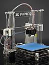 öppen källkod FDM desktop digital 3d-skrivare maskin med hög precision impressora diy kit för diy personer