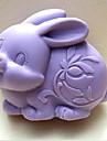 Moule de Cuisson Animal Pour Gateau Pour Cookie For Chocolate Caoutchouc de silicone Haute qualite Ecologique Papier a cuire