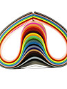 120pcs 3mmx53cm papier quilling (24 couleurs pcs x5 / couleur) de bricolage decoration d\'art