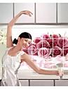 väggdekorationer väggdekaler, kök oljesäkra buketter av rosor pvc väggdekorationer