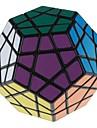 Shengshou® Slät Hastighet Cube Megaminx Hastighet / professionell nivå Magiska kuber Svart Blekna PVC / ABS