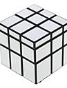 Shengshou® Slät Hastighet Cube 3*3*3 Spegel / Hastighet Magiska kuber Svart Blekna ABS