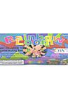 diy twistz bandz gummi armband kit rainbow vävstol stil för barn