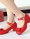 Women\'s Shoes Round Toe Chunky Heel Pumps with Bowknot Shoes More Colors available