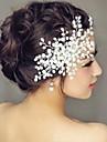 Tree Pearl Wedding Headpiece Hair Combs