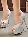 Women\'s Shoes Stiletto Heel Peep Toe Pumps Dress More Colors available