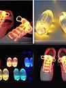 aprinde șireturi strălucire băț eșuat pantofi disco șireturile petrecere de nunta închis (Color asortate)