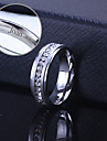 personlig gåva unisex ring i rostfritt stål graverad smycken