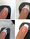 96pcs spiker linjer maleri tips selvklebende verktoey filer&implementerer for fransk nail art dekorasjoner
