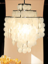 LAMP Minimalist Shell Chandelier Living Room Bedroom Den  Chandelier