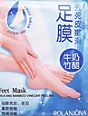 exfolierande fot mask högeffektiva död hud nagelband remover scholl sosu fot spaprodukter 1pair