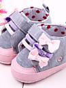 Fille-Exterieure / Habille / Decontracte-Rose / VioletPremieres Chaussures-Ballerines-Tissu