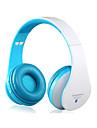 kg-5012 multifonction son stereo ecouteurs sans fil Bluetooth pliable avec l\'appui de la carte memoire, fm