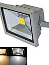 jiawen® grå IP65 vattentät 20W 1800lm 3000-3200k / 6000-6500k varmvitt ljus / vitt ljus ledde översvämning ljus (DC 12V)