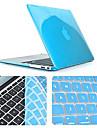 högsta kvalitet smal kristall hela kroppen fallet med tangentbord lock till MacBook Pro 13,3 tum (blandade färger)
