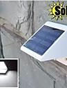 4LEDs couleur blanc lumiere solarwalllight lampes solaires