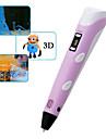 3d sterescopic utskrift penna ledde temperaturvisning 3 gratis filamenets temperera abs