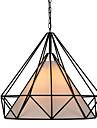 Contemporain / Traditionnel/Classique / Tiffany / Vintage / Retro Cristal / Style mini Plaque Metal Lustre / Lampe suspendue Chambre a