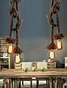 Max 40W Lampe suspendue ,  Vintage / Rustique Autres Fonctionnalite for Style mini MetalSalle de sejour / Chambre a coucher / Salle a