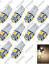 LED - Dimljus/Varselljus/Bromsljus/Backljus/Arbetslampa ( 3000K , Spotlight/Varningsljus ) - Bil