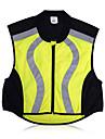 Gilet de Cyclisme Sans Manches Unisexe Sans manche Velo Respirable / Materiaux Legers / Bandes ReflechissantesGilet/Sans Manche /