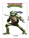 väggdekorationer Väggdekaler, coola Teenage Mutant Ninja Turtles pvc vägg klistermärke