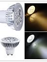 GU5.3 / GU10 5w 350-400lm ac110v / 220v dimmbar warmweiss / kaltweiss LED Spot-Licht