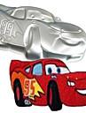 Four-C sportbil form aluminium tårta bakplåt mögel, bakning leveranser för kakor, bakformen bakeware metall