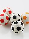 gullig fotboll montera suddgummi (slumpvis färg)