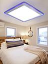 12 Montage du flux ,  Contemporain Plaque Fonctionnalite for LED MetalSalle de sejour Chambre a coucher Salle a manger Cuisine Salle de
